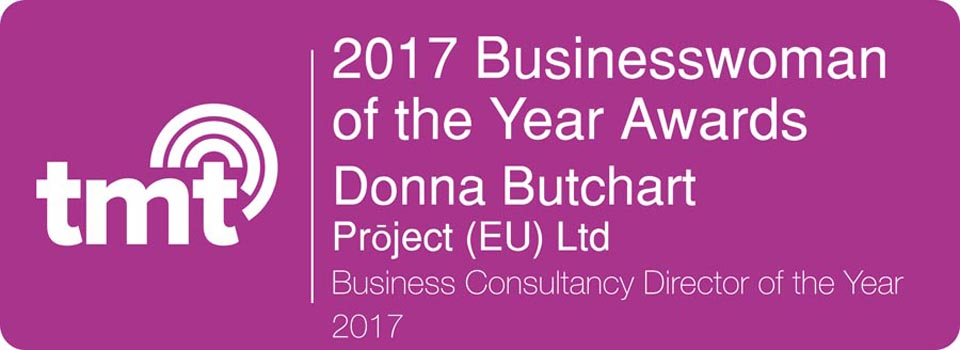 2017 Business Woman of the Year Award