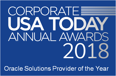 Oracle Solutions Provider of the Year