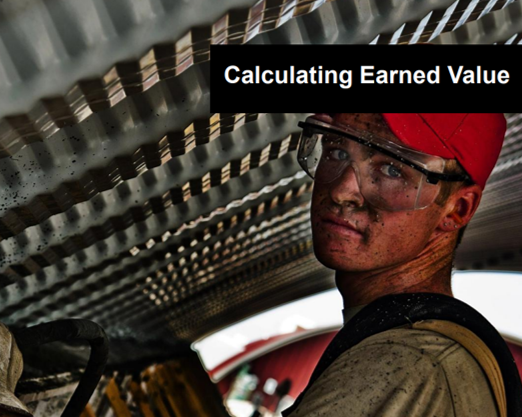 Calculating Earned Value Management