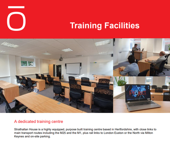 Training facilities