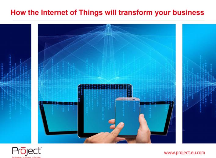 Internet of Things analytics