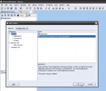 Create OA Workspace