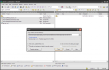 Copy VO files back to server