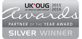UKOUG Primavera and Oracle Projects Partner of the Year Award 2015-2016