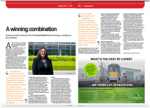 Rail Professional article