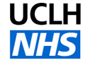 University College London Hospitals logo