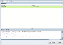 Repository Upgrade Success
